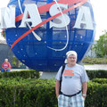 Besuch bei der NASA, Walter im Mai 2018