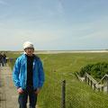 Kilian auf der Nordseeinsel Texel, Westfriesland