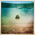 Juli 2014, Kroatien. Conny chillt wohlverdient!