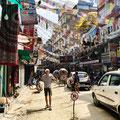 Mai 2018. Jakob in Nepal, Kathmandu
