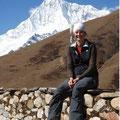 Anna-Katharina in Bhutan
