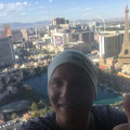 Chrissy in Las Vegas, Mai 2017