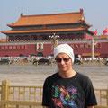 Alex in Peking, China 2016