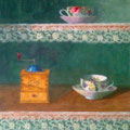 Alacena 2, Temple sobre lienzo- Cupboard 2,Tempera on canvas.