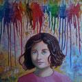 Colores-Mixta sobre tabla./ Colors-Mixed medium on panel.