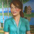 Itxaso-Oleo sobre lienzo/ Itxaso-oil on canvas