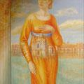 La magia de Venecia-acrílico sobre tabla/ The magic of Venice-Acrylic on panel