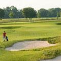 Der Neubau der Open9 in Eichenried war eine Sache von Thomas Himmel (alle Fotos: Himmel Golf-Design)