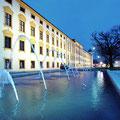 Die Fürstäbtliche Residenz ist ebenfalls einer der Blickpunkte in der Stadt. (Foto: Stadt Kempten)