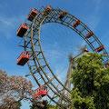 Und der Wiener Prater mit seinem Riesenrad zu den gefragtesten Ausflugszielen (Foto: WienTourismus/Christian Stemper)