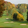 Der Golfclub Stuttgart Solitude wurde von Thomas Himmel generalsaniert und umgestaltet.