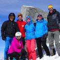 Hochfürleg Südgipfel 2.943 m