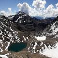 Bergsee zw. Breiter Krone und Grenzeckkopf