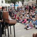 """Elisa-Bib"" beim Sommerbrise-Fest"
