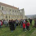 Abbaye du Breuil-Benoît