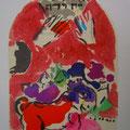 Judah - first color study uit Jerusalem Windows (1962)