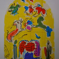 Levi - first color study uit Jerusalem Windows (1962)