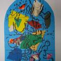 Dan - second color study uit Jerusalem Windows (1962)