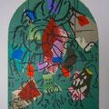Gad - second color study uit Jerusalem Windows (1962)