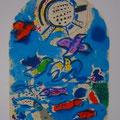 Ruben - first color study uit Jerusalem Windows (1962)