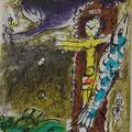 M.196 uit LASSAIGNE Chagall-70 (1957)