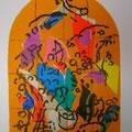 Joseph - second color study uit Jerusalem Windows (1962)