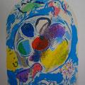 Benjamin - first color study uit Jerusalem Windows (1962)