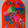 Zabulon - second color study uit Jerusalem Windows (1962)
