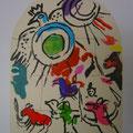 Gad - first color study uit Jerusalem Windows (1962)