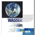 Ausstellungstafeln zum Thema Wasser, Greenpeace