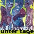 Ausstellungskatalog Willi Thomzyk