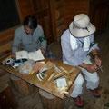 竹とんぼ作り