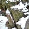 アンコウ岩