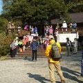 八幡市のハイキンググループ
