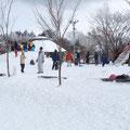 ピクニック広場(1月)