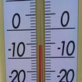 気温は-6℃