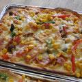 ピザ作り&ガイドウォーク(8月)