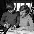 1967 © Guy Le Querrec - Magnum Photos