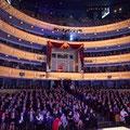Entrega de premios (Teatro real de Madrid)