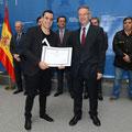 Entrega de premios del Certamen de pintura del Ministerio de Agricultura