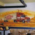 Truckstop  Potsdam D