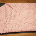 Babycape Light Pink