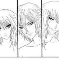 【Nezumi, Makkura & Reiku】