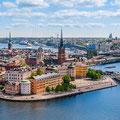Stockholm - die Stadt, die auf 14 Inseln gebaut ist. Den Schärengarten wollen wir erkunden
