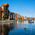 Danzig - die goldene Stadt an der polnischen Ostsee