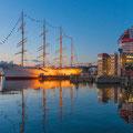 Göteborg - das kenne ich von früher, vielleicht fahren wir durch den Göta-Kanal!