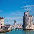 La Rochelle - das Segel-Mekka in Frankreich