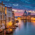 """Venedig -  trägt den Beinamen La Serenissima (""""Die Durchlauchtigste"""")"""