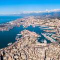 Genua - Stadt des Kolumbus. Das Tor zum westlichen Mittelmeer, unzählige Seefahrer sind von hier gestartet