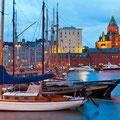 "Helsinki - hat mich schon immer interessiert. Wer erinnert sich noch an die Kultband ""Leningrad Cowboys""?"
